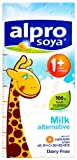Alpro Junior From 1 Year Onwards Soya Milk Alternative 1 Litre (Pack of 6)