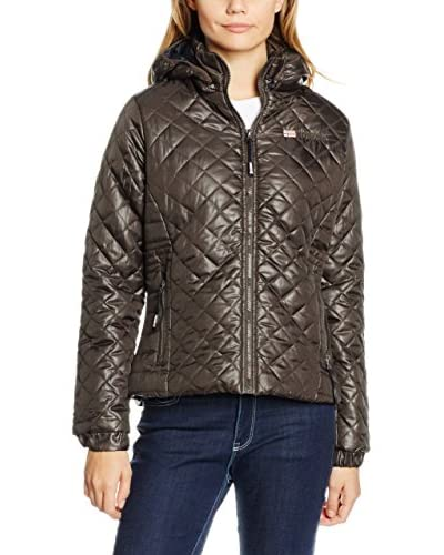 Geographical Norway Chaqueta Guateada Marrón