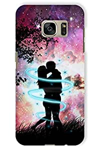 IndiaRangDe Hard Back Cover FOR Samsung Galaxy S7