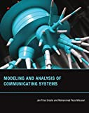 Modeling and Analysis of Communicating Systems