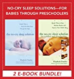img - for No-Cry Sleep Solutions for Babies through Preschoolers (EBOOK BUNDLE) book / textbook / text book