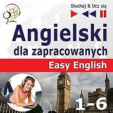 Angielski Easy English - Części 1-6 (Sluchaj & Ucz sie) Audiobook by Dorota Guzik Narrated by Lara Kalenik, Barbara Kubica-Daniel, Michael Brown, Aleksy Perski, Tadeusz Z. Wolanski