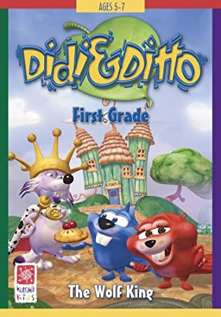 Didi and Ditto: First Grade: The Wolf King Win/Mac