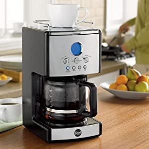 Amazon.com: Food Network 12-cup Programmable Coffee Maker: Electric Coffee Percolators: Kitchen ...