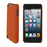 rooCASE Ultra Slim Matte (Orange) Shell Case for Apple iPod Touch 5 (5th Generation Sept 2012)