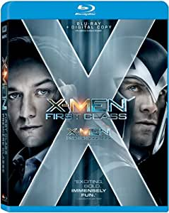 X-Men: First Class  [Blu-ray + Digital Copy] (Bilingual)