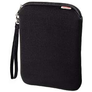 Hama Festplattentasche für externe Festplatten bis 8,9 cm (3,5 Zoll) Neopren, schwarz