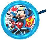 Mickey-Mouse-Klingel-Fahrrad-blau-Ding-Dong