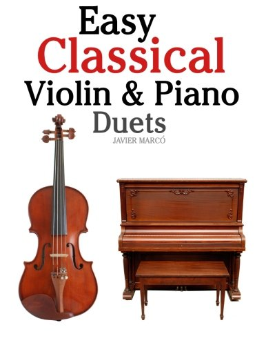 easy violin and piano duets pdf