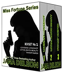 Miss Fortune Series Boxset 1 by Jana DeLeon ebook deal