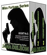 Miss Fortune Series Boxset 1 by Jana DeLeon ebook deal