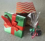 Christmas Coal in Gift Box