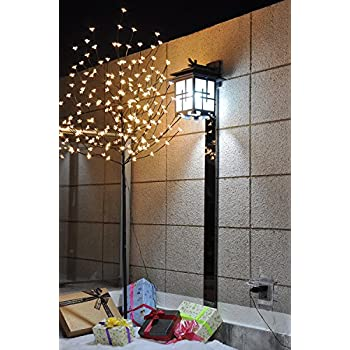 PatioBuddy Christmas Cherry Blossom Tree Lights 