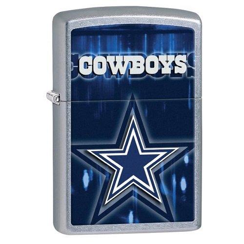 Zippo NFL Dallas Cowboys Street Chrome Pocket Lighter Cheap! - Flash ... b957cd546