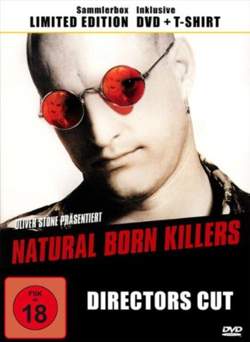 Natural Born Killers (+ T-Shirt/Größe XL) [Director's Cut] [Limited Edition]