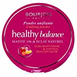 Bourjois Healthy Balance Unifying Compact Powder for Women, # 52 Vanille, 0.32 Ounce by Bourjois