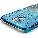 Sannysis for Samsung Galaxy S4 i9500 case;Allmähliche Veränderung Raindrop Hard Case