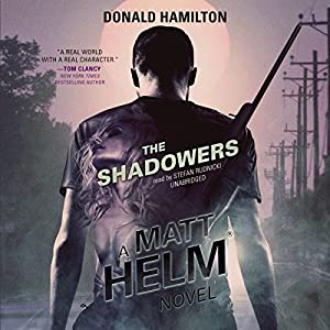 The Shadowers Audiobook