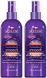 Aussie sydney smooth 12 hour anti humidity flexible hair spray, non aerosol - 8.5 Oz
