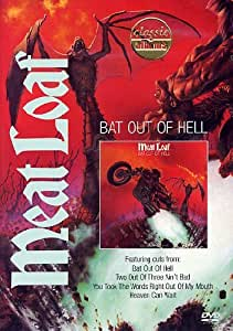 Bat Out Of Hell - Classic Albums [DVD] [2009]