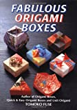 Fabulous Origami Boxes (0870409786) by Tomoko Fuse