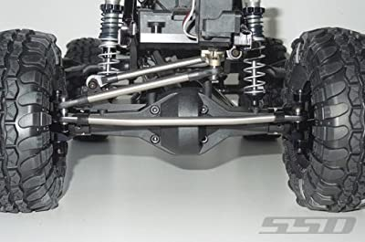 SSD Chassis Mounted Steering CMS Kit for SCX10