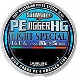 サンライン(SUNLINE) ライン PEジガーHGライトスペシャル 600M 20lb/#1.2