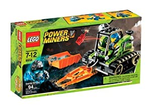 LEGO Power Miners Granite Grinder (8958) by LEGO