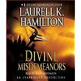 Divine Misdemeanors: A Novelby Laurell K. Hamilton