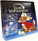 Lauras Weihnachtsstern DVD & Original Steiff Tier Rentier (20 cm) - Geschenkbox
