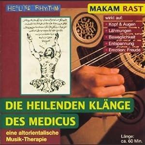 Makam Rast (Die heilenden Klänge des Medicus) Hörbuch
