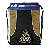 NCAA Central Florida Golden Knights Axis Backsack, Black