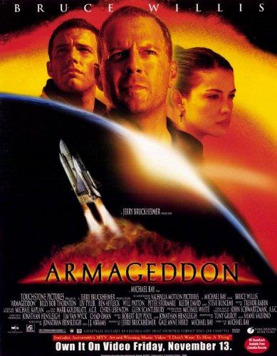 "27,94 43,18 cm x 17 x (11"") Armageddon "", 28 x 44 cm, motivo: Film Poster"