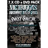 MC Trigga MC Trigga Bugsy Malone Birthday Bash 2013 - 7xCD and DVD pack