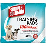 Simple Solution Training Pads, Pack of 30