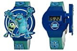 Disney Monsters University Kids LCD Watch with Molded Flip Top