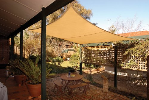 Shade Sails Garden Shade Sails Patio Covers Place