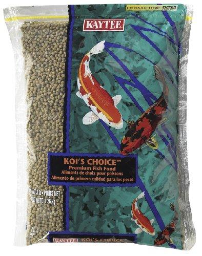 Kaytee Koi's Choice Premium Fish Food, 3-Pound