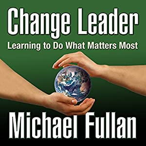 Change Leader Audiobook