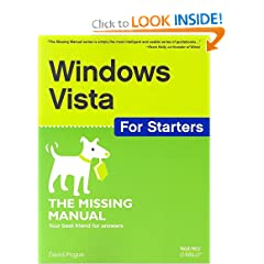 Windows Vista for Starters   The Missing Manual E Book H33T 1981CamaroZ28 preview 0