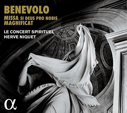 SACD : BENEVOLO / NIQUET - Missa Si Deus Pro Nobis / Magnificat