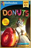 Donuts - Free Audio Book Inside: An illustrated story about a squirrel, his wish, and a loyal friendship. (Preschool childrens book, Bedtime stories, Picture book)