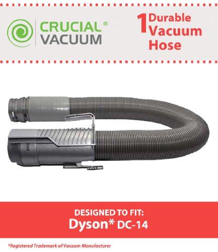 Review Of Dyson DC14 Replacement Grey Hose for Dyson Vacuum DC14; Replaces Dyson Part # 908474-01, 9...