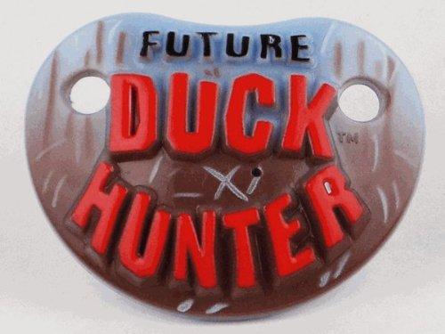 Billy Bob Future Duck Hunter Pacifier front-845184