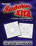 Sudoku 25x25 Volume 1: Sudoku Xtra Sp...