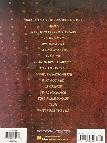 ZZ Top: Guitar Classics (Guitar Recorded Versions)