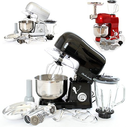 kitchen-powerful-3-in-1-food-stand-mixer-inclblendermeat-grinder-5l-in-black1200w-w-splash-guard