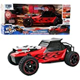 R/C Battle Buggy with Rapid Fire Launcher