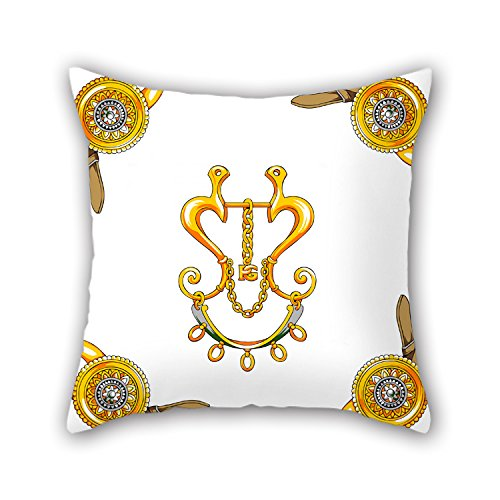NICEPLW Cushion Cases Of Bohemian 16 X 16 Inches / 40 By 40 Cm,best Fit For Living Room,car Seat,drawing Room,club,son,home 2 Sides (Odd Job Mixer compare prices)