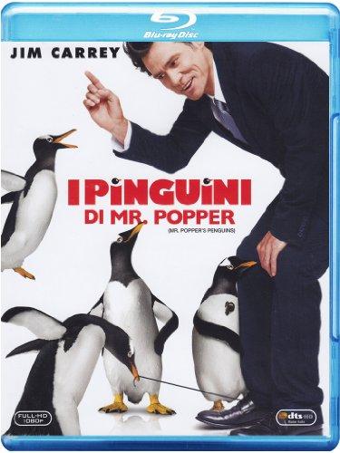 I pinguini di Mr. Popper [Blu-ray] [IT Import]